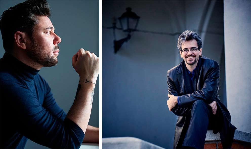 Daniel del Pino y Miguel Póveda en un sábado primordial en #FOMS