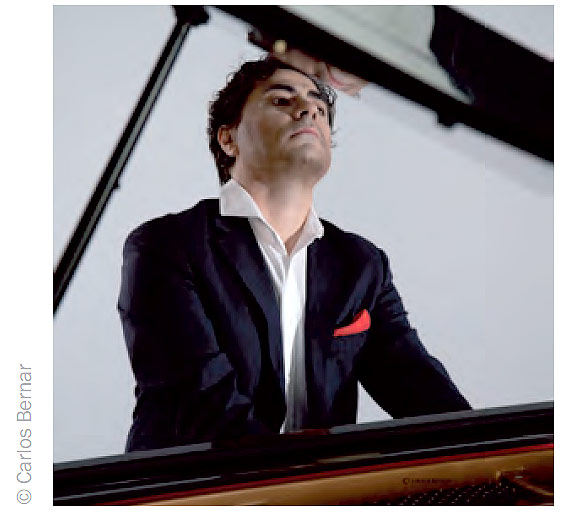 Gustavo Díaz-Jerez en el FOMS dentro del Ciclo Beethoven Actual