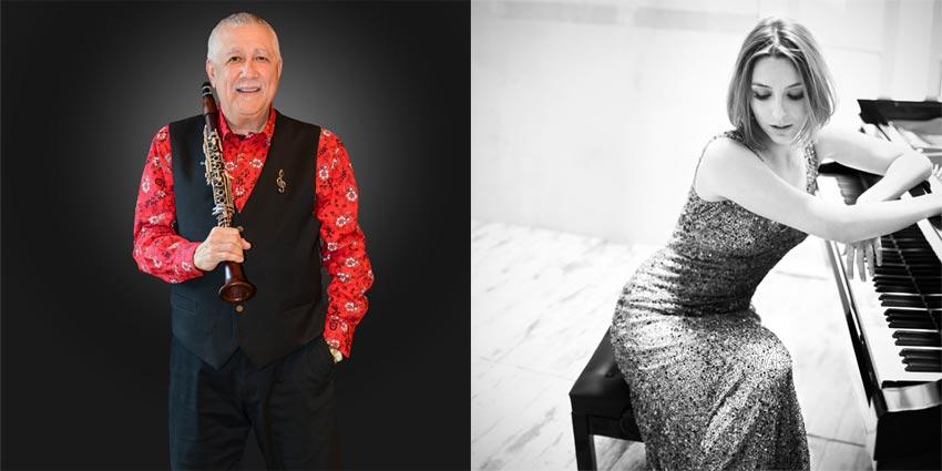Beethoven con Judith Jáuregui y Jazz latino con Paquito D'Rivera el sábado en #FOMS
