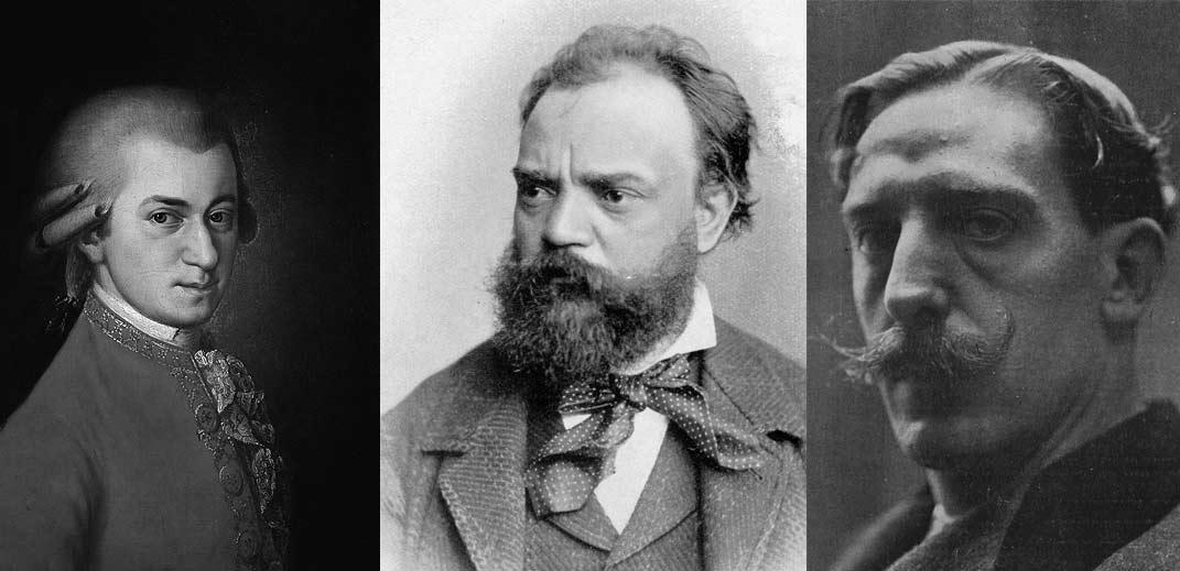 Tríos de Mozart, Arvo Pärt, Joaquín Malats y Dvořák en FOMS 2019