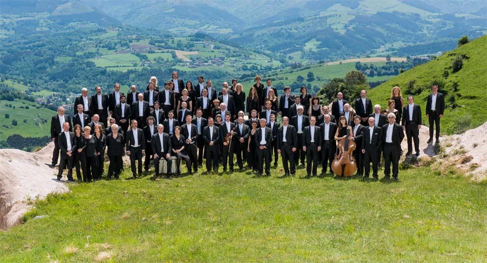 Dos Orquestas Sinfónicas el viernes, la de Bilbao y la de Castilla y León